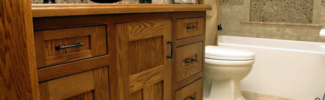 Twin Lakes Bathroom Cabinets